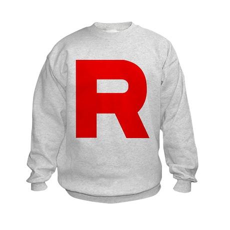 Team Rocket Kids Sweatshirt