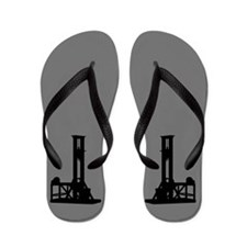 Guillotine Flip Flops