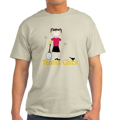 Tennis Chick Light T-Shirt