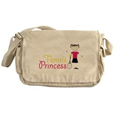 Tennis Princess Messenger Bag