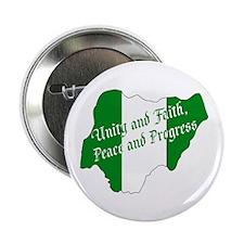 "Nigerian Motto 2.25"" Button (10 pack)"