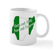 Nigerian Motto Mug