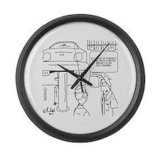 Cute 9060 Large Wall Clock