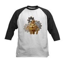 Steampunk Android (used-Look) Tee