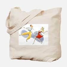 Lindy Hop Tote Bag
