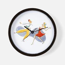 Lindy Wall Clock