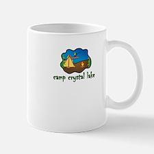 camp crystal lake truck stop vacation tee Mug