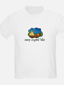 camp crystal lake truck stop vacation tee T-Shirt