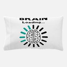 Brain loading Pillow Case