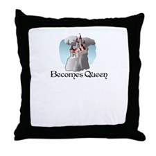 FAIRY TALE magical becomes Queen castle tee Throw