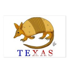 Texas Postcards (Package of 8)