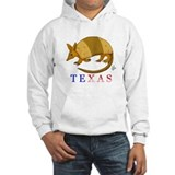 Armadillo Hooded Sweatshirt