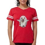 angelwithwings.png Womens Football Shirt