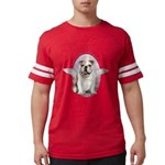 angelwithwings.png Mens Football Shirt