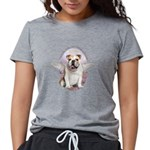 angelwithwings.png Womens Tri-blend T-Shirt