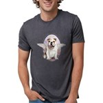angelwithwings.png Mens Tri-blend T-Shirt
