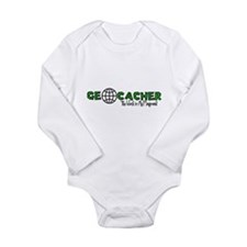Geocacher...The World is My Playground Long Sleeve