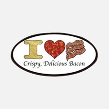 Crispy Delicious Bacon Patches