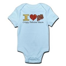 Crispy Delicious Bacon Infant Bodysuit