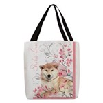 blossom.png Polyester Tote Bag