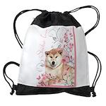 blossom.png Drawstring Bag