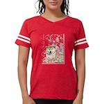 blossom.png Womens Football Shirt