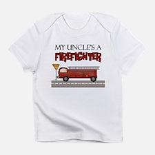 Funny Firefighter kids Infant T-Shirt