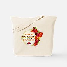 Bolivian Boyfriend designs Tote Bag