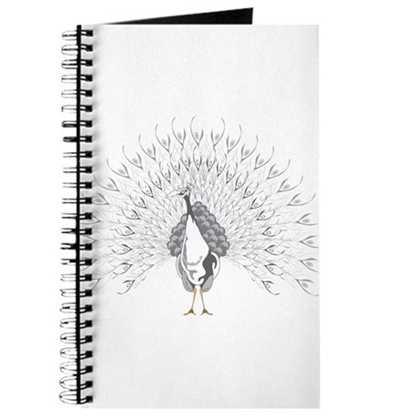 White Peacock Journal