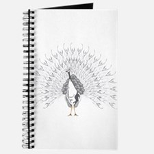 White Peacock Journal