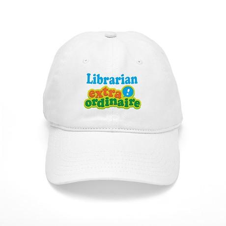 Librarian Extraordinaire Cap
