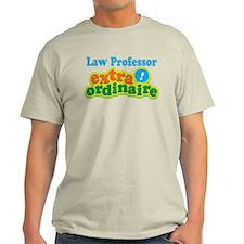 Law Professor Extraordinaire T-Shirt