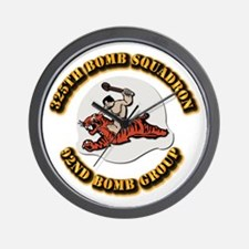 AAC - 325th Bomb Squadron,92nd Bomb Group Wall Clo