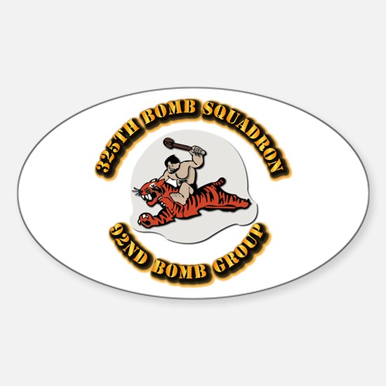 AAC - 325th Bomb Squadron,92nd Bomb Group Decal