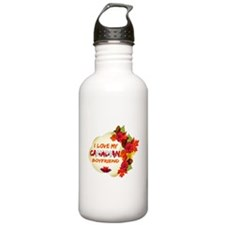 Canadian Boyfriend designs Water Bottle