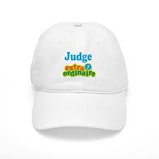 Judge Extraordinaire Baseball Cap