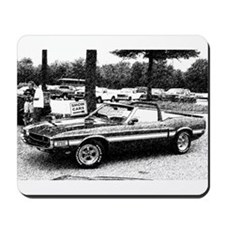 69 Shelby GT Mousepad