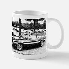 69 Shelby GT Mug
