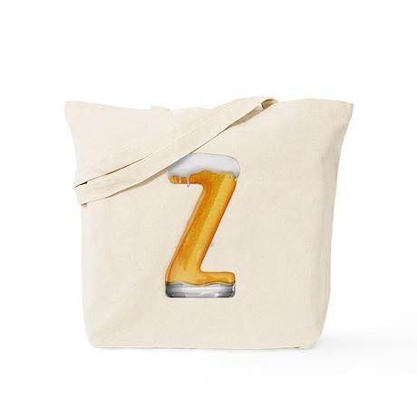 Z Beer Tote Bag