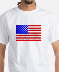 Flag with 2nd Amendment Shirt