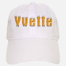 Yvette Beer Baseball Baseball Cap
