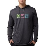 peacedogs.png Mens Hooded Shirt