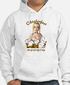 Oktoberfest - Come Get Your J Hoodie