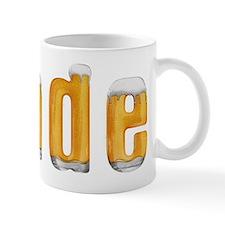 Wade Beer Small Small Mug