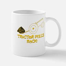 Tractor Pulls Rock Mug