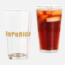 Veronica Beer Drinking Glass