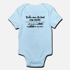 Mind On My Mommy Infant Bodysuit