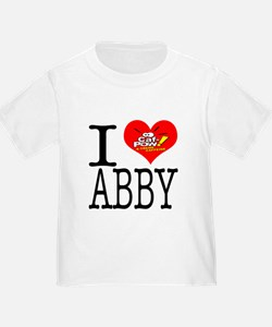 I Heart Abby and Caf-Pow of NCIS Fame T
