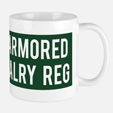 2nd Armored Cavalry Mug