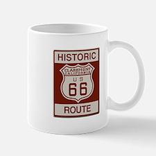 Claremont Route 66 Mug